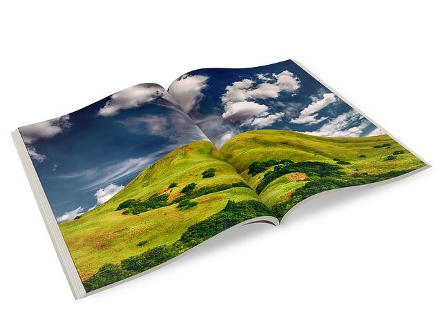 otevřená fotokniha