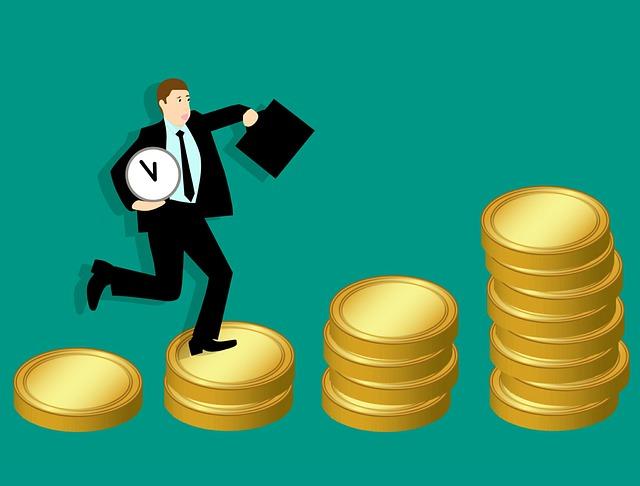 finanční skoky