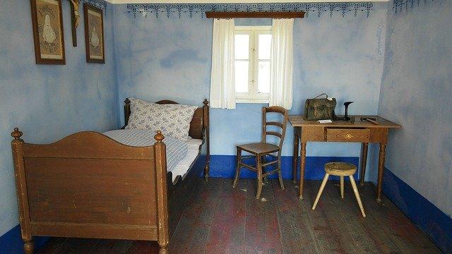Dětská postel musí být kvalitní a zdravotně nezávadná