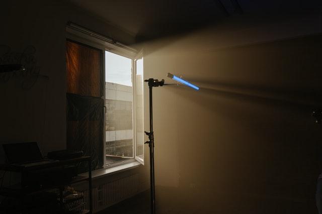 umělé osvětlení